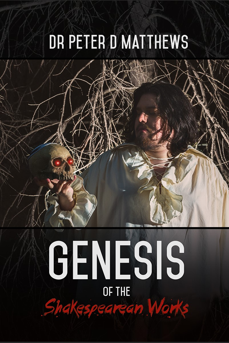 Genesis of the Shakespearean Works - front only